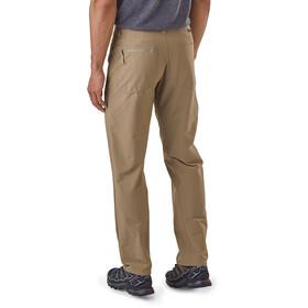 Patagonia M's Quandary Pants Short Ash Tan